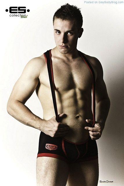 ES Collection – Danilo | Gay Body Blog | Daily Dudes @ Dude Dump