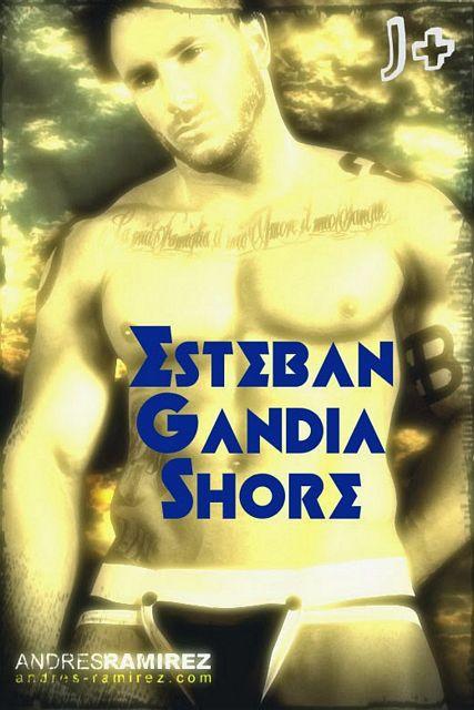Esteban from Gandia Shore by  Andres Ramirez – J+ | Daily Dudes @ Dude Dump