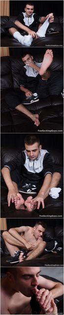 European Male Foot Love | Daily Dudes @ Dude Dump