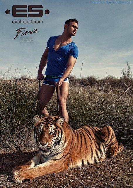 Fierce Muscle Jock | Gay Body Blog | Daily Dudes @ Dude Dump