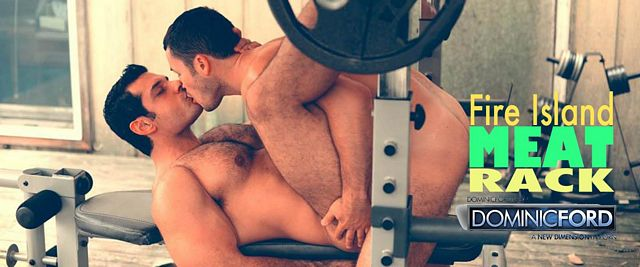 Fire Island Meatrack Featuring Valentin Petrov | Daily Dudes @ Dude Dump