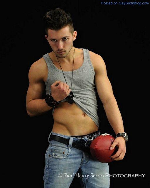 French Male Model Steve Hernandez | Daily Dudes @ Dude Dump