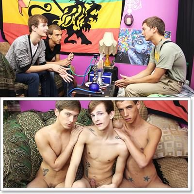 Fuck Train Express | Barely Legal Guys and Gay Boy | Daily Dudes @ Dude Dump