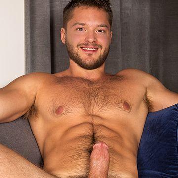 Furry Stud's Fat Cock | Daily Dudes @ Dude Dump