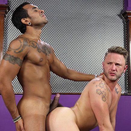 Gay Bar or Bust part 3 | Daily Dudes @ Dude Dump