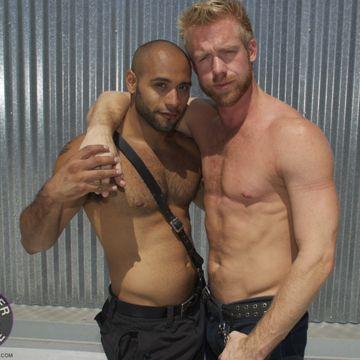 Gay Bondage Cock Edging | Daily Dudes @ Dude Dump