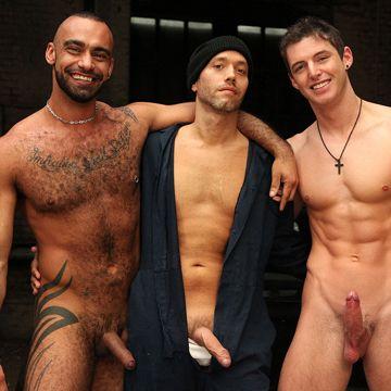 Gay Cum Facial Video | Daily Dudes @ Dude Dump