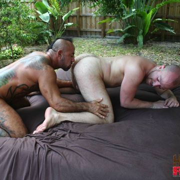 Gay Fetish Bears Lex Antoine And Bo Bangor | Daily Dudes @ Dude Dump