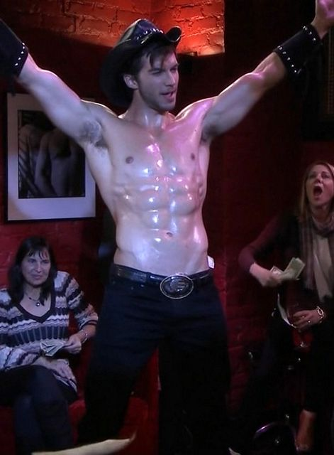 Gay Moments: Adam Hagenbuch – JIMI PARADISE | Daily Dudes @ Dude Dump