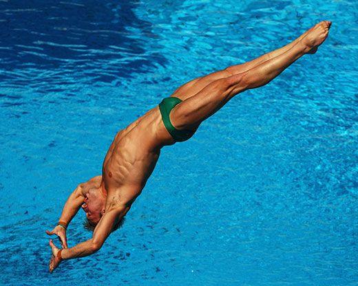 Gay Olympians | Daily Dudes @ Dude Dump