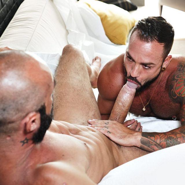 Gianni Maggio rawfucks Sergi Rodriguez   Daily Dudes @ Dude Dump