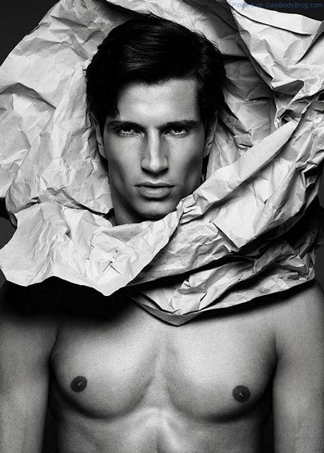 Giuliano Meneghin Naked By Wong Sim | Daily Dudes @ Dude Dump