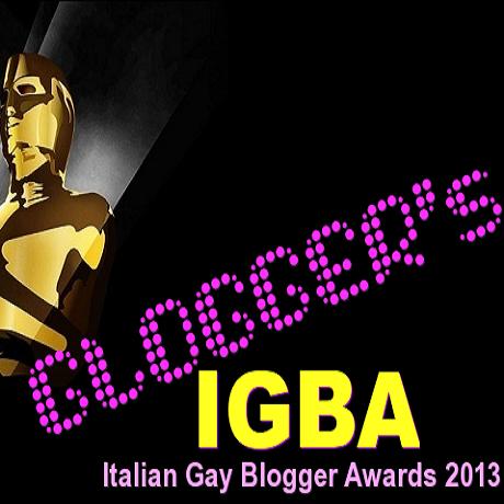 Glogger's Award: NOMINATION! | Daily Dudes @ Dude Dump