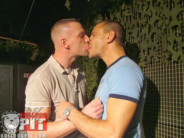 Greg David fucks Darren Robbins | Daily Dudes @ Dude Dump