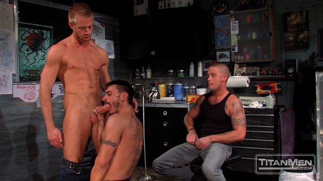 Grind Scene 3 @ TITAN MEN | Daily Dudes @ Dude Dump
