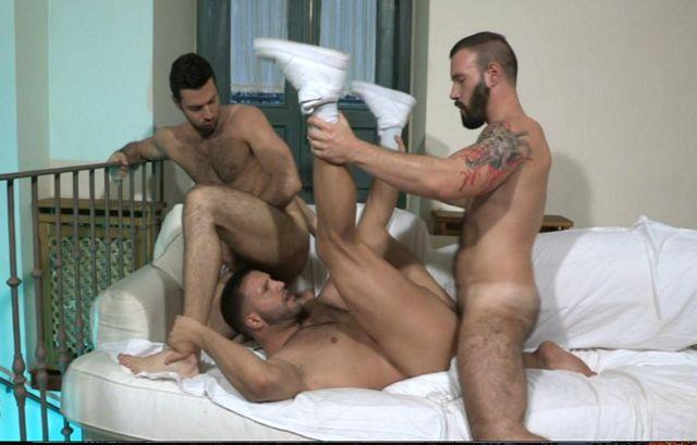 Hairy Boyz 49, Bearded Muscle Daddies Fuck | Daily Dudes @ Dude Dump