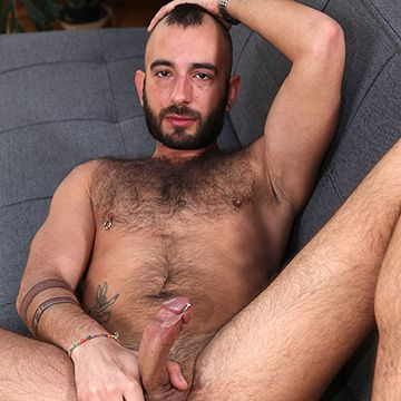 Hairy Italian Man | Daily Dudes @ Dude Dump