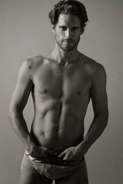 Handsome And Rugged Simone Bredariol | Daily Dudes @ Dude Dump