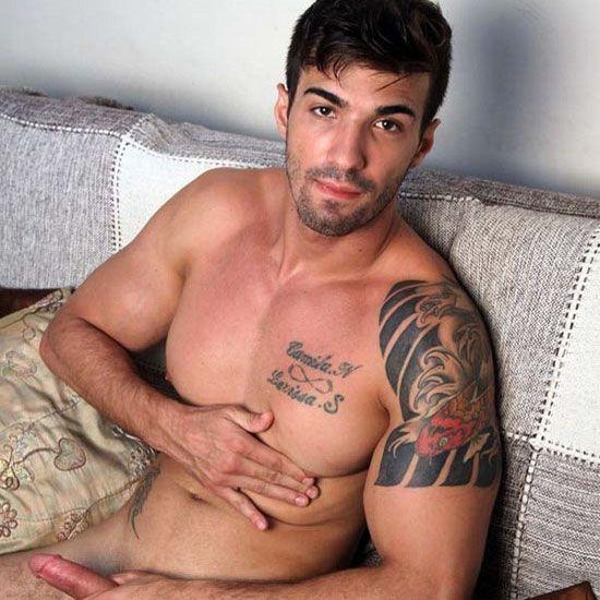 Handsome latin jock Arthur | Daily Dudes @ Dude Dump