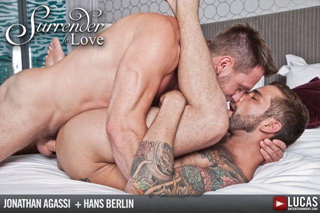 Hans Berlin & Jonathan Agassi flipfuck | PornoTyco | Daily Dudes @ Dude Dump