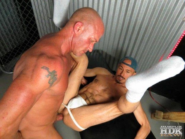 HDK Raw – Jake Norris & Jayson Park   Daily Dudes @ Dude Dump