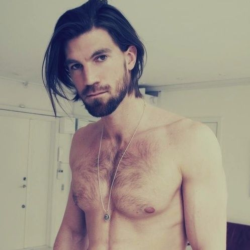 Henrik Fallenius is My Choice For Stud of the Year | Daily Dudes @ Dude Dump