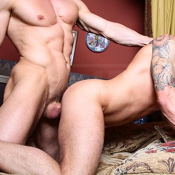 Hot Hunks Fuck Each Other | Daily Dudes @ Dude Dump