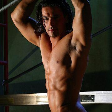 Hot straight fucker Niko | Daily Dudes @ Dude Dump