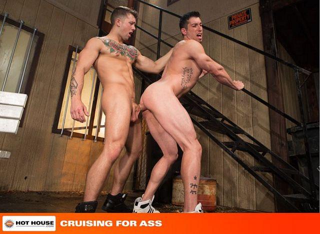 HotHouse: Cruising For Ass (Scene 3) | Daily Dudes @ Dude Dump