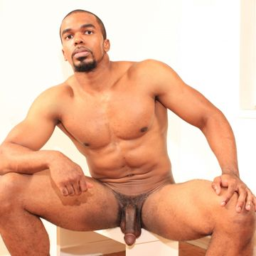 Hung Black Jerk Off With Boxer | Daily Dudes @ Dude Dump