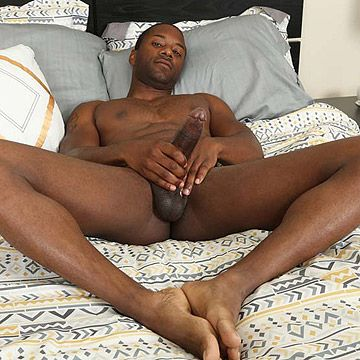 Hung Black Stud Alonso | Daily Dudes @ Dude Dump