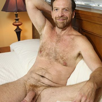 Hung Daddy's Large Cock | Daily Dudes @ Dude Dump