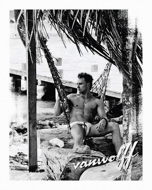 Hunks In Swimwear For Vanwolff | Daily Dudes @ Dude Dump