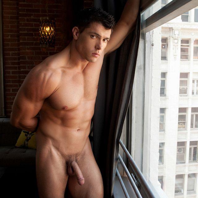 Huny & hunk Anton Rivera | Daily Dudes @ Dude Dump