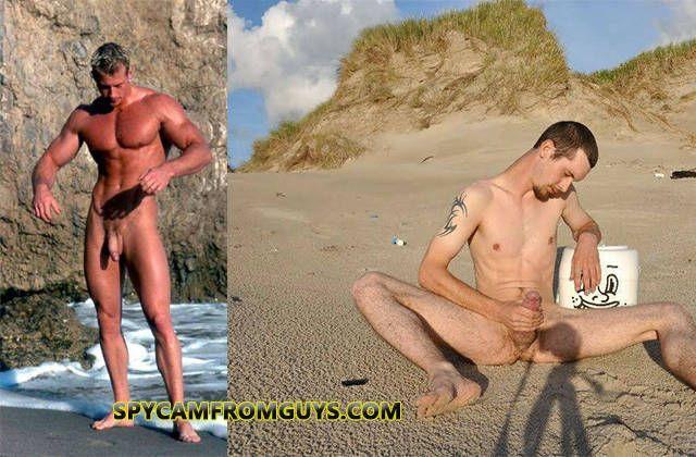 I love spycams at the nudist beach | Daily Dudes @ Dude Dump