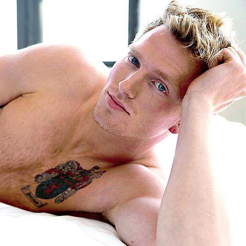 Irresistible Hayden Lourd jerking off | Daily Dudes @ Dude Dump