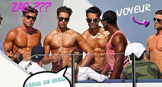J Lo's porn holidays! | Daily Dudes @ Dude Dump