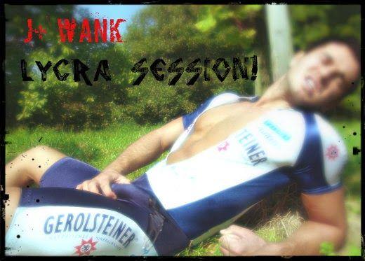 J+ Wank: Lycra Session! – JHP+ | Daily Dudes @ Dude Dump