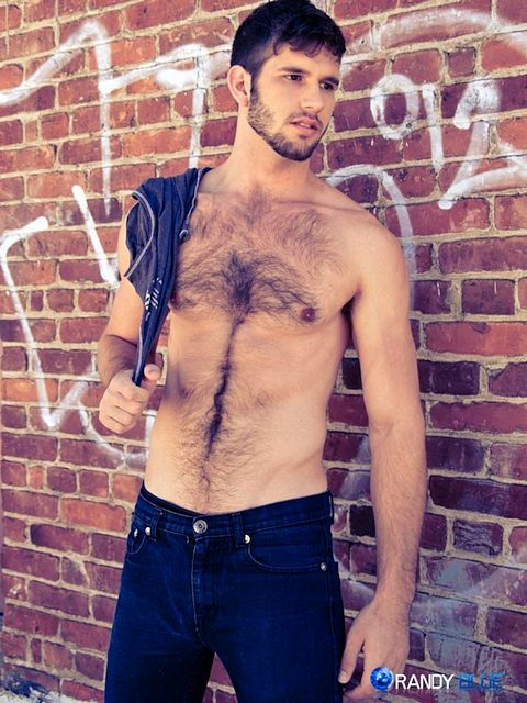 Jacking Off With Hairy Hunk Jimmy Fanz | Daily Dudes @ Dude Dump