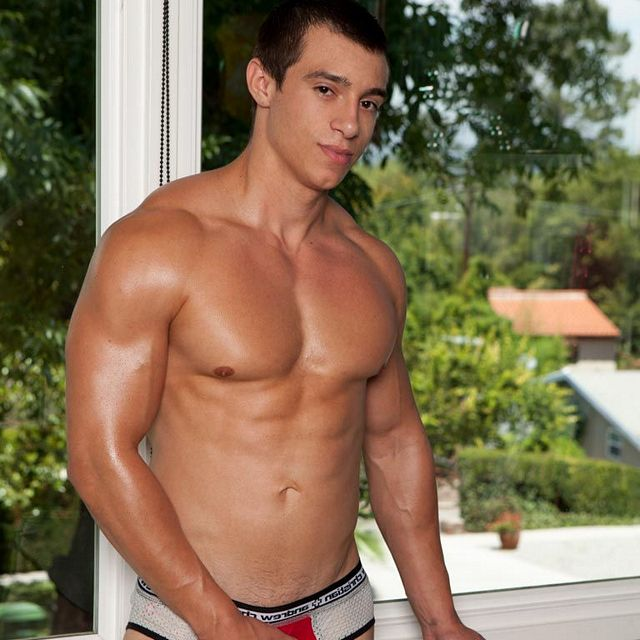 Jacob Young in naughty undies | Daily Dudes @ Dude Dump