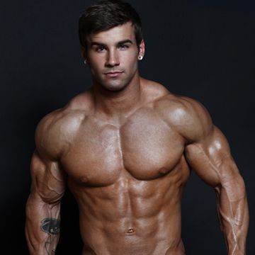 Jake's bursting onto the fitness scene | Daily Dudes @ Dude Dump