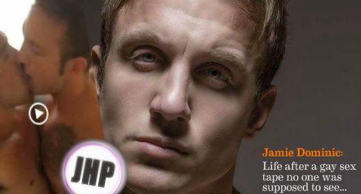 Jamie Dominic: sextape update | Daily Dudes @ Dude Dump