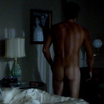 Jeffrey Dean Morgan's bare butt | Daily Dudes @ Dude Dump