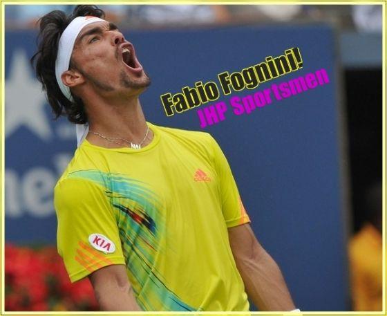 JHP Sportsmen: Fabio Fognini | Daily Dudes @ Dude Dump