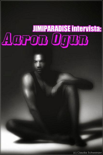 Jimi Paradise ineterview model Aaron Ogun   Daily Dudes @ Dude Dump