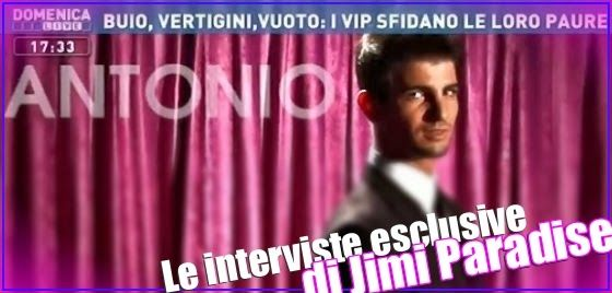 Jimi Paradise interviews Antonio Dimartino | Daily Dudes @ Dude Dump