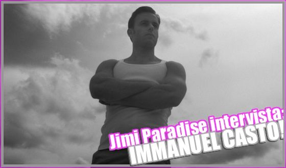 Jimi Paradise interviews: Immanuel Casto! | Daily Dudes @ Dude Dump