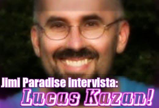 Jimi Paradise interviews Lucas Kazan   Daily Dudes @ Dude Dump