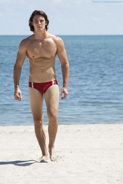 Jock Bart Grzybowski Looks Hotter With Short Hair | Daily Dudes @ Dude Dump
