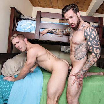 Jordan Levine tops Scott Riley | Daily Dudes @ Dude Dump